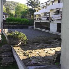 Rifacimento terrazzo di copertura pedonabile e pavimento galleggiante con manti sintetici pvc img_1