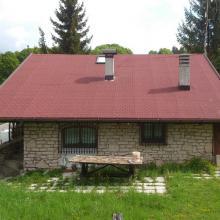 Rifacimento tetto inclinato con membrana impermeabile per la decorazione della copertura a vista (tegola canadese) img_12